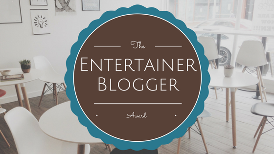 entertainer-blogger-award